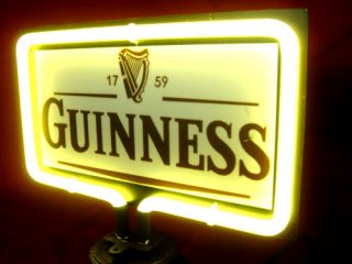 GUINNESS 1759 BEER BAR NEON LIGHT SIGN tb133