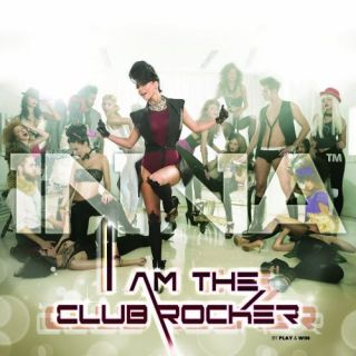 Inna I Am The Club Rocker New CD