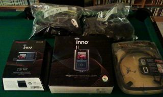 Complete Pioneer Inno Portable XM Sirius Satellite Radio System with