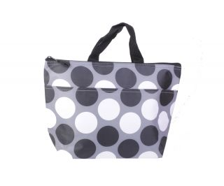 Insulated Organizer Travel Picnic Lunch Thermal Tote Bag Cooler Bag w