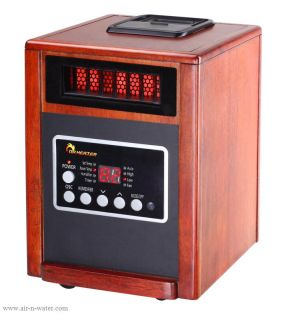 DR 998 Dr. Heater Elite Series Portable Infrared Space Heater With