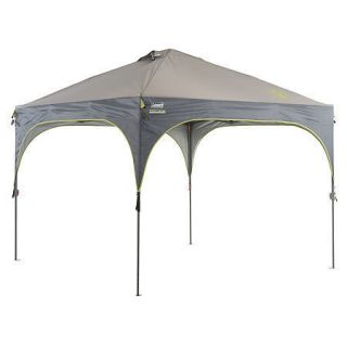 ... Coleman Signature Instant 10 x 10 Integrated LED Canopy ...  sc 1 st  PopScreen & Coleman 15x13 Outdoor Instant Canopy Screen House Camping Screenhouse