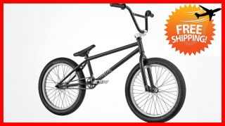 Sale BMX Bike Fit Justin Inman Inman 2 2012 Black Brand New