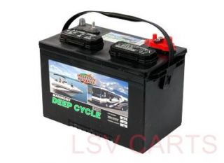 Interstate Batteries Marine RV Deep Cycle Battery SRM 27B 675 CCA Boat