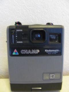 Kodamatic Champ Instant Camera