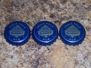Summit Brewing Co Beer Bottle Cap Crown IPA India PAL