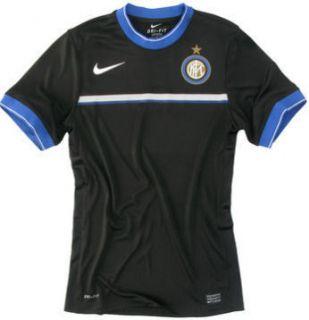 Nike Inter Milan Black Training Jersey Size M