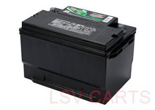 Interstate Batteries Mega Tron Plus Automotive Battery MTP 66 750 CCA