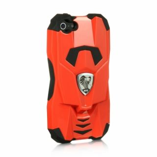 Cobra GT Hybrid Hard Case Cover for Apple iPhone 5 w/ Screen Protector