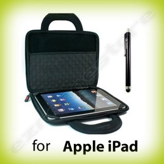 Apple iPad 2 Tablet Case Cover Stand Touch Stylus Pen