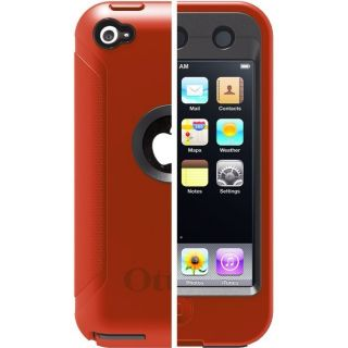 Otterbox Defender Series iPod Touch 4th Generation Orange