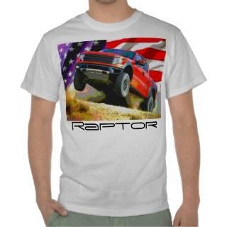 Raptor T shirts