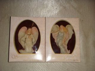 Two Seraphim Classic Angel Ornament Isabel and Iris