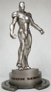 Iron Man Movie 2 Iron Man Mark VI Fine Art Statue