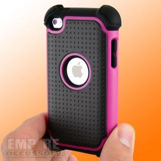 Layer Hybrid Hard Case iPod Touch 4th Gen 4G Accessories