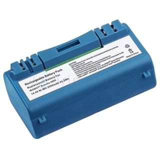 High Capacity Battery 14 4V for iRobot Scooba 330 340 350 5800 5900