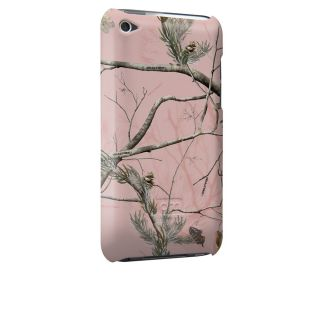 Case Mate iPod Touch 4G Barely There Case Realtree Camo APC Pink
