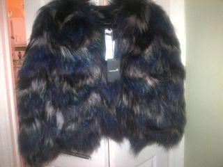 Isabel Marant Raccoon Fur Jacket