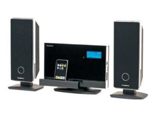 iSymphony W2C Wireless iPod Speaker Audio System Home Stereo Player