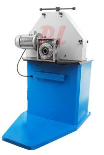 2HP Ring Band Roller Round Bender Bending Machine Pipe Square Round