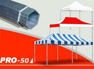 Pro Pop Up Commercial Outdoor Canopy Tent Gazebo w Rolling Bag