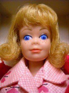 VINTAGE 1962 Midge(Barbie)Doll W/Original Box, Blonde #860. Very GOOD