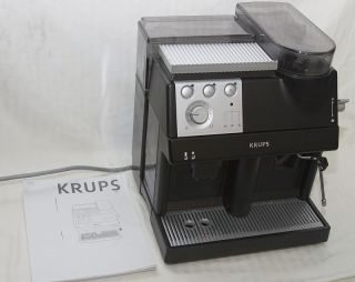Krups Palatino 905 Automatic Coffee Espresso Machine Similar to Saeco