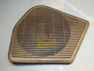 90 91 Honda Civic EF 4WD Wagon Wagovan Front Door Panel Speaker Cover