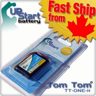 Battery for TomTom One N14644 V2 V3 H Rider Version 3 3rd Regional