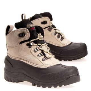 Itasca Womens Ice Breaker Suede Hiking Boots Shoes