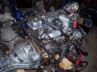 1982 Isuzu 4FB1 PUp Imark 1 8L Diesel Engine and 5 Speed Biodiesel