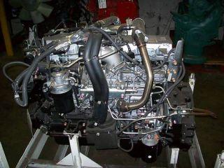 2008 Isuzu Duramax 6HK1XV Diesel Engine New 500 11078