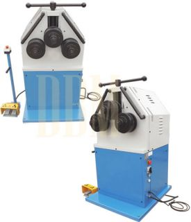 Ring Band Roller Round Bender Bending Machine Steel Pipe Square Flat