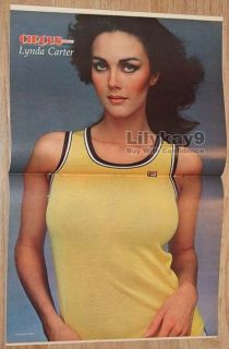 Elvis Presley Wonder Wonder Lynda Carter Poster Hawaii Five O Rex
