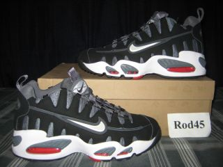 Nike Air Max Nomo Black White Red 10 DS Griffey