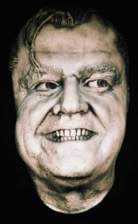 Jack Nicholson Life Mask Heres Johnny Sculpture