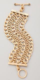 Juicy Couture Multi Chain Bracelet