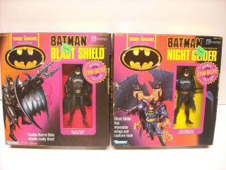 Figure Box Set Vehicle Lot New Unopened Dark Knight DC Comics