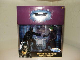 Batman The Dark Knight Movie Master Figure Multi Pack