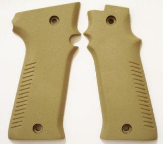 Llama Large Frame IX A IX B 9mm Parabellum 45 38 Griy exure Grips