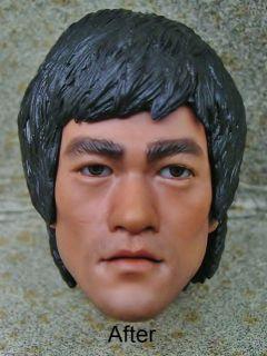 Enterbay Bruce Lee Enter The Dragon Fig B Hot Game T800 Mr Bean Jack