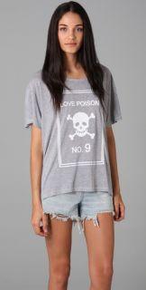 Wildfox Love Poison Tee
