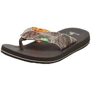 Sanuk Fault Line Mossy Oak   SMS2159 DBD   Sandals Shoes