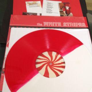 The White Stripes Self Titled Split LP Jack White TMR