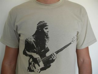 Jaco Pastorius T Shirt Weather Report Pat Metheny Bill Evans Marcus