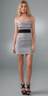 Black Halo Leah Mini Dress
