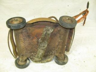 Antique Vintage Jacobsen Electric Walk Behind Push Lawn Mower