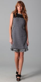 Tory Burch Judy Tweed Shift Dress