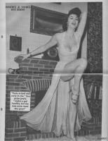 Cartoon Parade Jan 1962 PINUPS Jokes Eve Eden Bill Ward