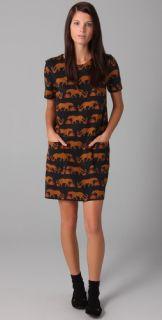 Marc by Marc Jacobs Panthera Knit Dress